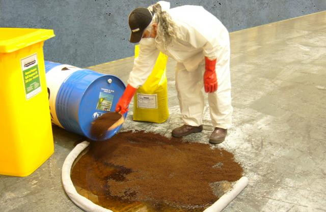 Spill Kit Training Fets For Safety And Emergency Training